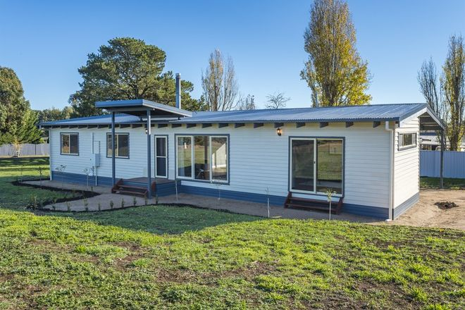 Picture of 18 Fraser Street, MALMSBURY VIC 3446