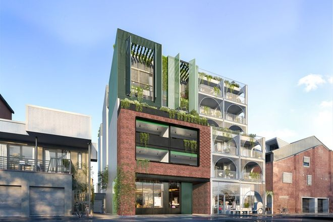 Picture of 104/211 Sydney  Road, BRUNSWICK VIC 3056