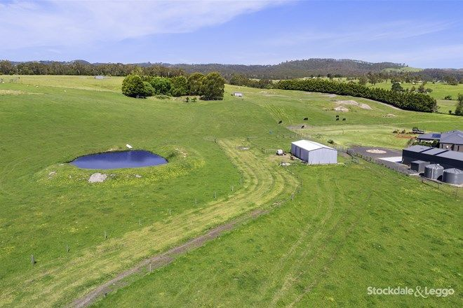Picture of Lot 2 Middle Creek Road, YINNAR SOUTH VIC 3869