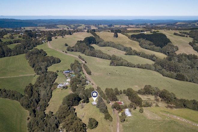 Picture of 130 Old Colac Road, BEECH FOREST VIC 3237