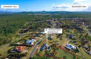 Picture of 36-40 Bauer Drive, Mundoolun QLD 4285