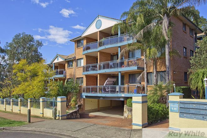 Picture of 12/2-6 Priddle Street, WESTMEAD NSW 2145
