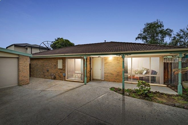 Picture of 2/19 Hillcrest Avenue, CHADSTONE VIC 3148