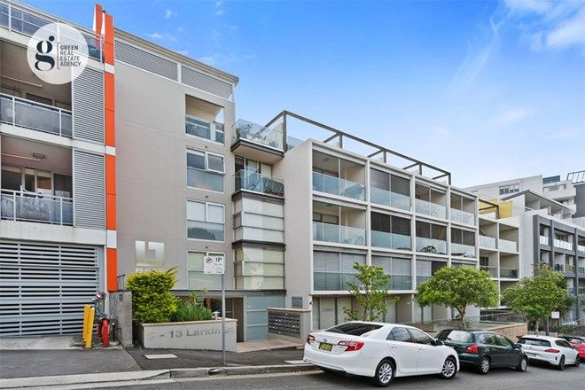 Picture of 4/5-13 Larkin Street, CAMPERDOWN NSW 2050