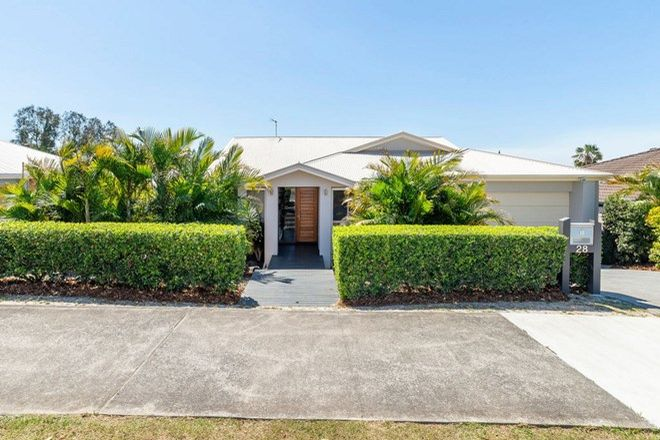 Picture of 28 Monterey Keys Drive, HELENSVALE QLD 4212