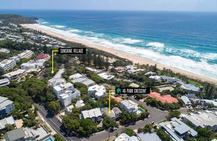 Picture of 2 & 3/46 Park  Crescent, Sunshine Beach QLD 4567
