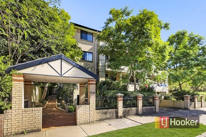 Picture of 17/14-16 Macquarie Road, AUBURN NSW 2144