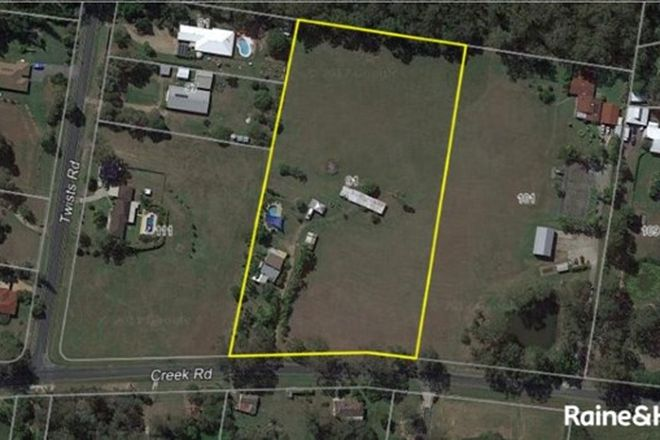 Picture of 91 CREEK ROAD, BURPENGARY EAST QLD 4505