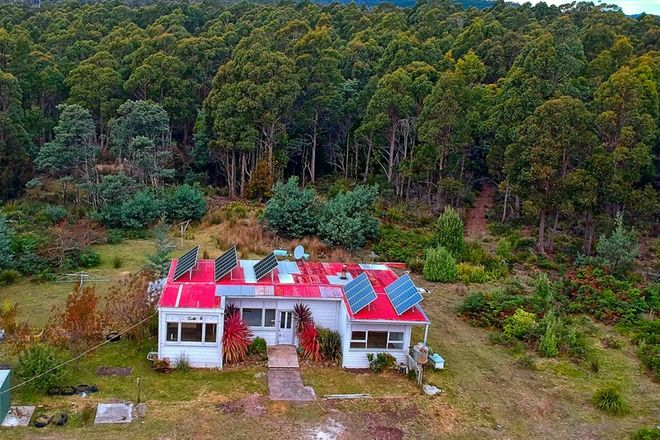 Picture of 418 Pipers Brook Road, LEBRINA TAS 7254