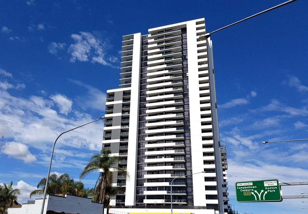 A2501/420 MACQUARIE ST, Liverpool NSW 2170, Image 0