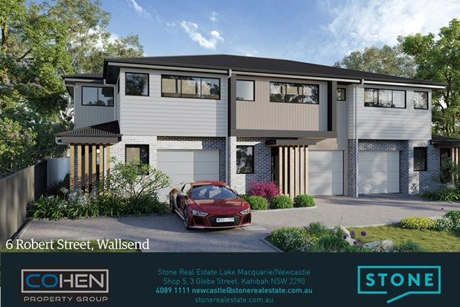 Picture of 6 Robert Street, WALLSEND NSW 2287