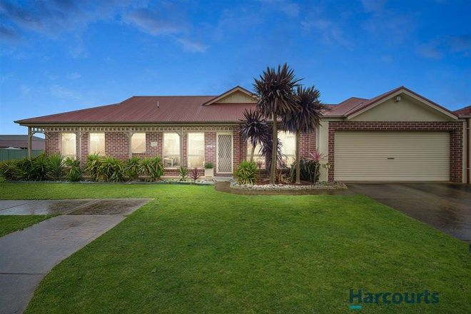 Picture of 13 Taunton Place, LAKE GARDENS VIC 3355
