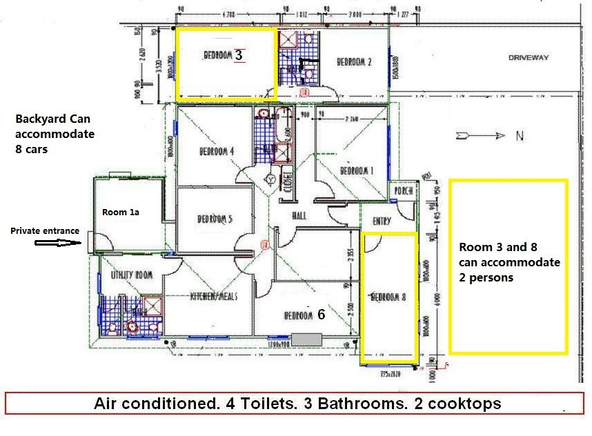 Room 2/6 Florence Ave, Clayton VIC 3168, Image 1