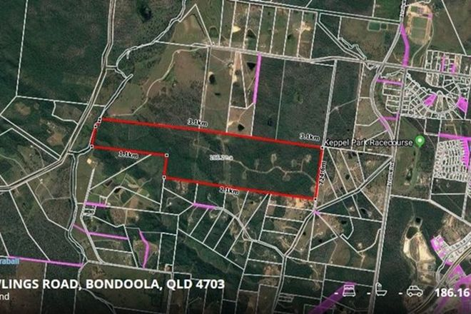 Picture of 2278 Cottons Road, BONDOOLA QLD 4703