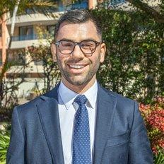 Nicholas Economos, Sales representative