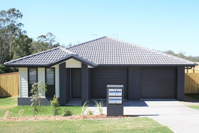 Picture of 1/13 Sapphire Crescent, REDBANK PLAINS QLD 4301