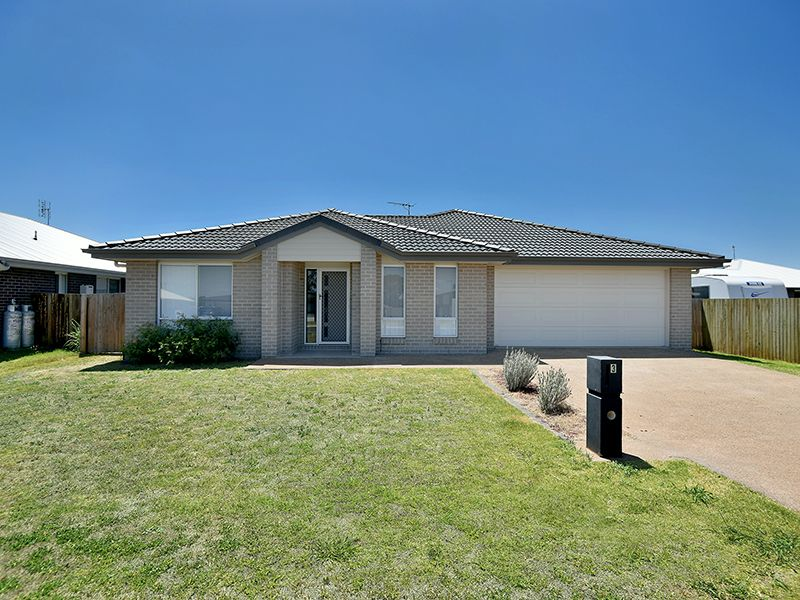 3 Weebah Place, Cambooya QLD 4358, Image 0