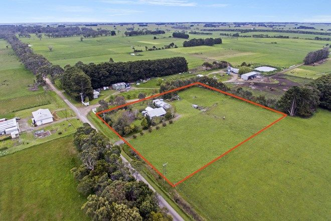 Picture of 166 Wickham Road, WOOLSTHORPE VIC 3276