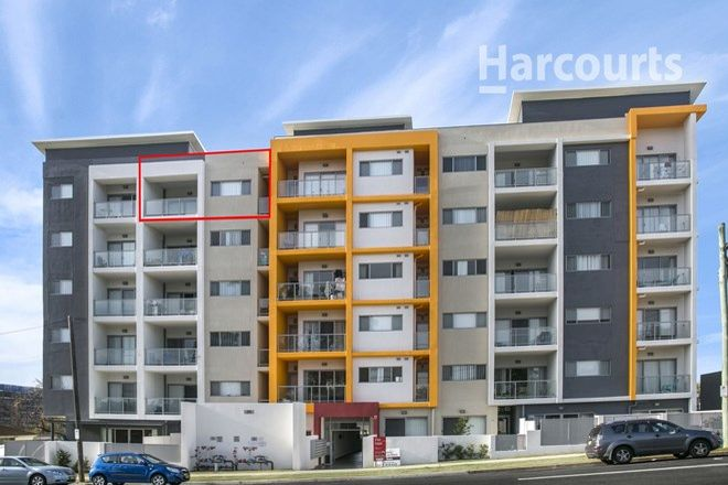 Picture of 55/48-52 Warby Street, CAMPBELLTOWN NSW 2560