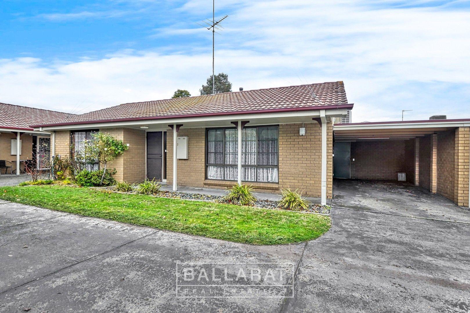 2/205 Ripon  Street South, Ballarat Central VIC 3350, Image 0