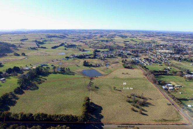 Picture of Lot 99 DP 1232773 Tait Street, CROOKWELL NSW 2583
