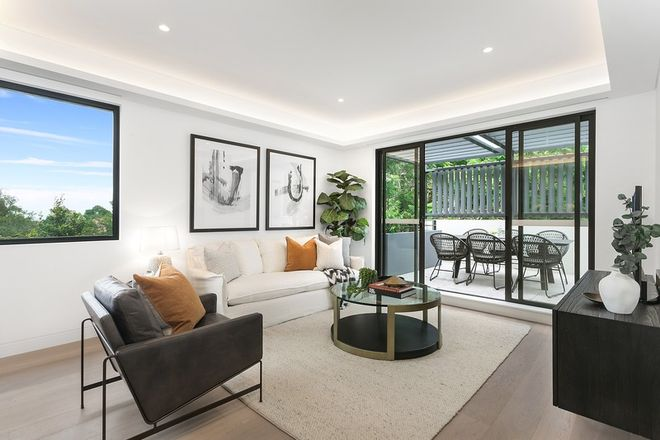 Picture of 203/9-11 Doohat Avenue, NORTH SYDNEY NSW 2060