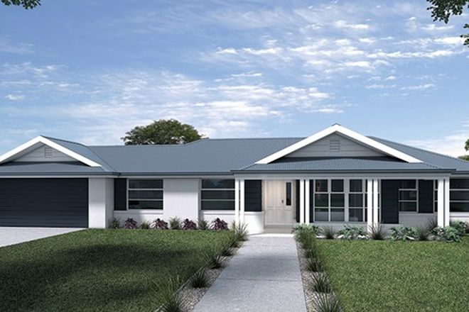Picture of Lot 1 Rosemary St, BELLBIRD PARK QLD 4300