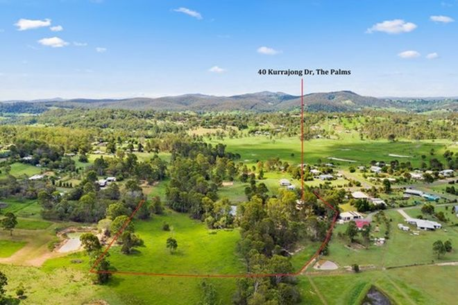 Picture of 40 Kurrajong Drive, THE PALMS QLD 4570