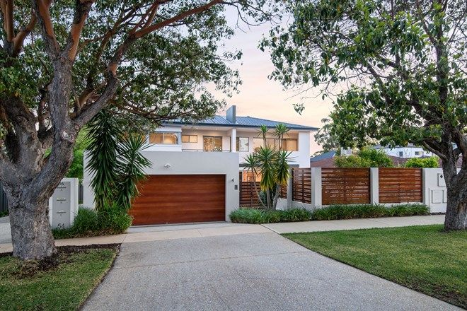 Picture of 54A First Avenue, CLAREMONT WA 6010