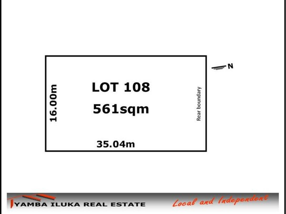 Lot 108 -22 Carrs Drive, Yamba NSW 2464, Image 1
