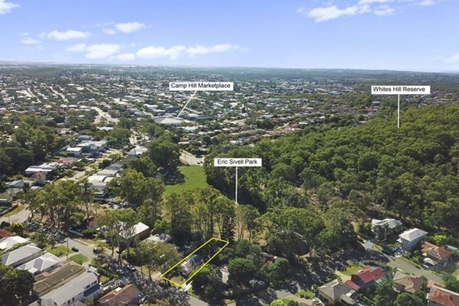 Picture of 80 Canopus Street, COORPAROO QLD 4151