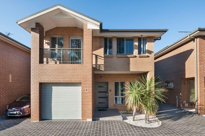 8/41 Rosebrook Avenue, Kellyville Ridge NSW 2155, Image 0