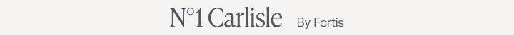Branding for No. 1 Carlisle