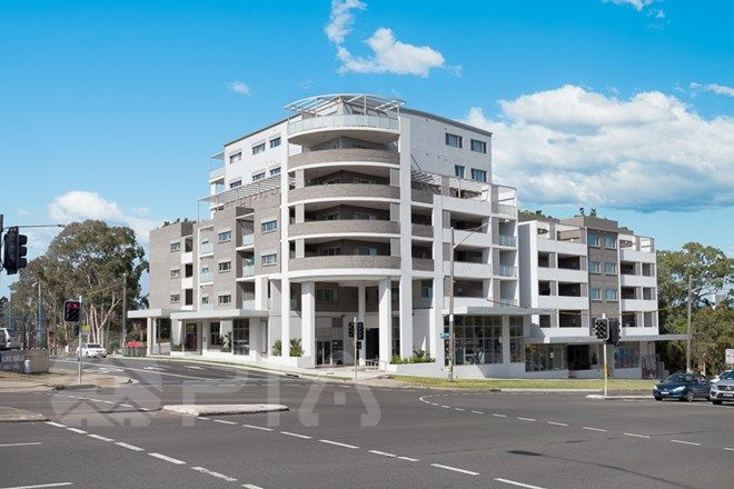 Picture of 304/344 Great Western Highway, WENTWORTHVILLE NSW 2145