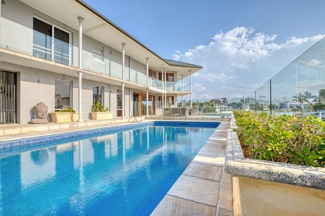 Picture of 36 Buccaneer Court, PARADISE WATERS QLD 4217