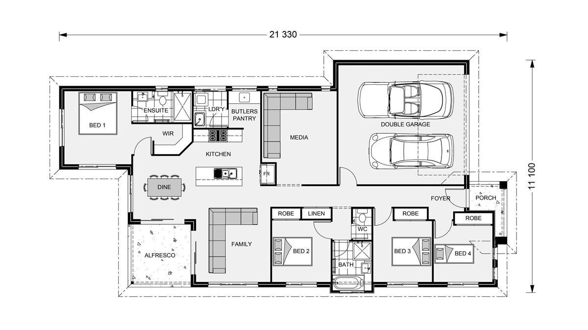 Lot 1428 Stage 14-17 Brentwood Forest, Redbank QLD 4301, Image 1