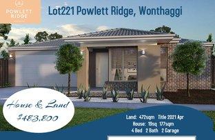 Picture of LOT 221 Powlett Ridge, Wonthaggi VIC 3995