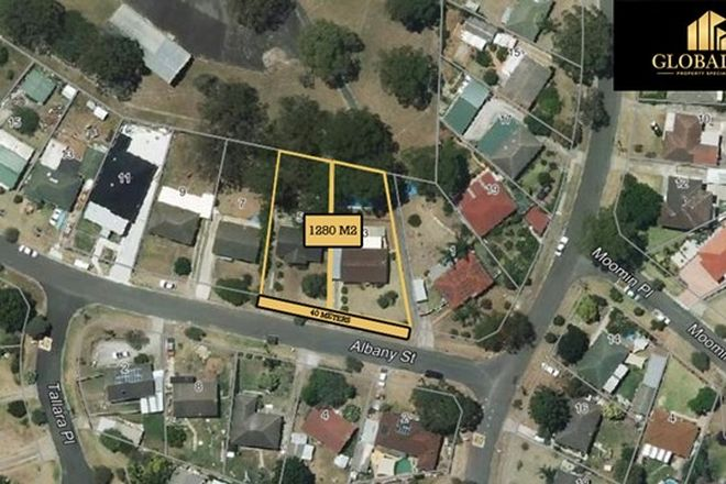 Picture of 3 & 5 Albany ST, BUSBY NSW 2168