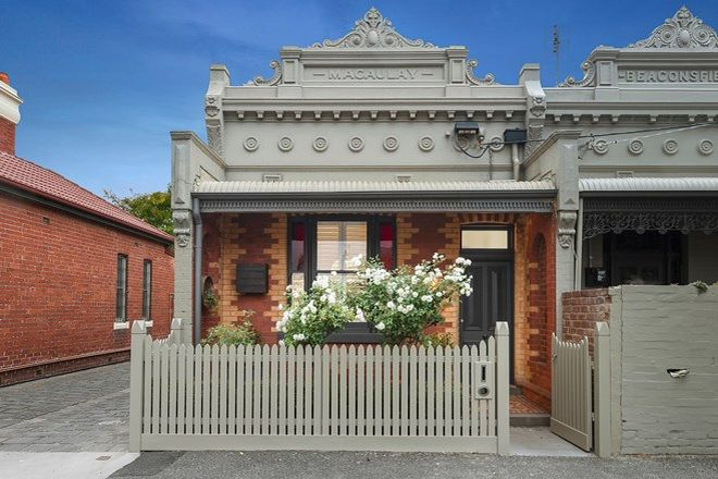 Picture of 322 Danks Street, MIDDLE PARK VIC 3206