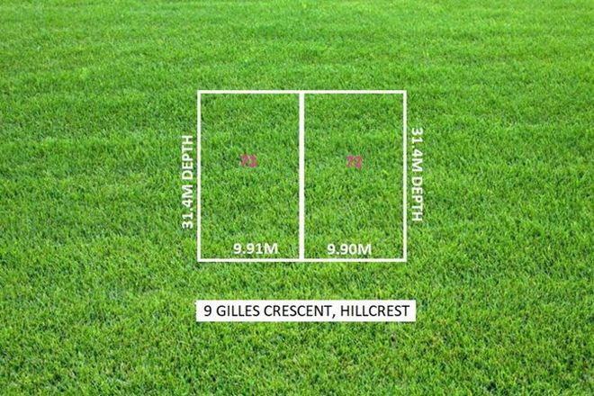 Picture of Lot 71 & 72/9 GILLES, HILLCREST SA 5086