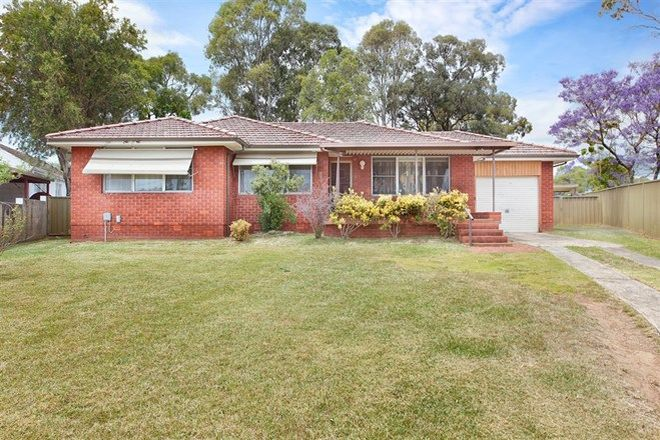 Picture of 6 Maria Place, BLACKTOWN NSW 2148
