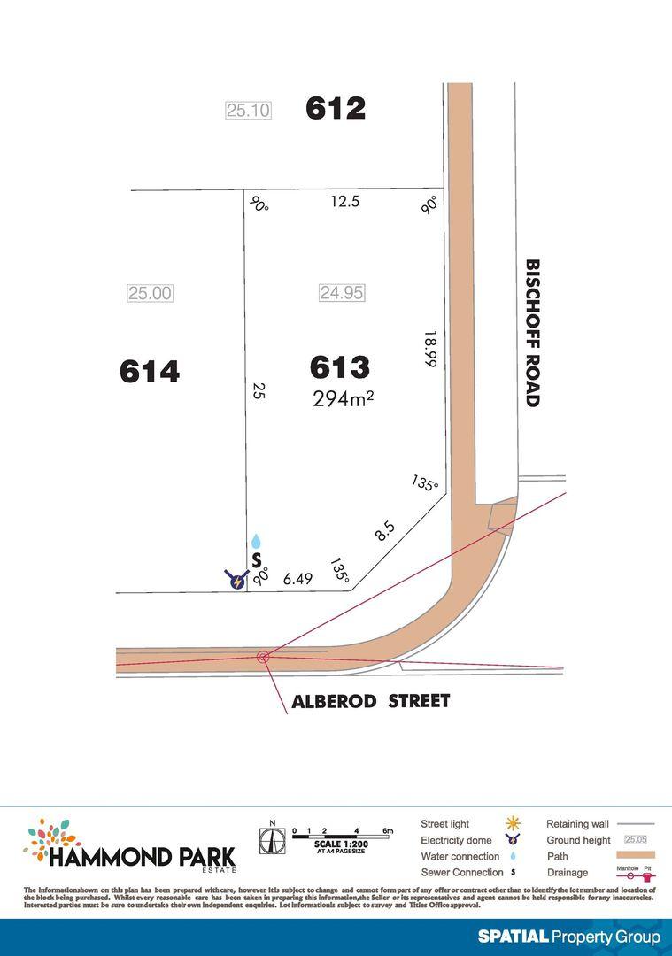 Lot 613 Alberod St, Hammond Park WA 6164, Image 2