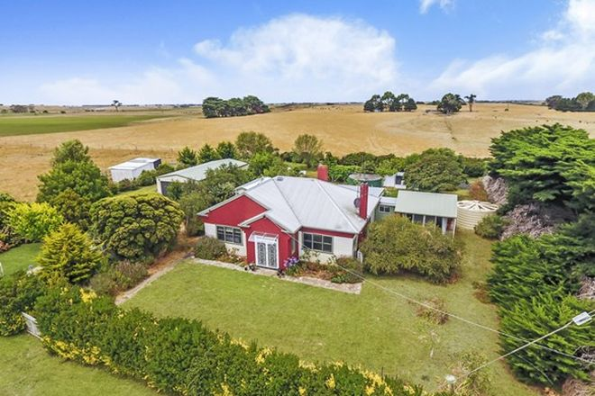 Picture of 20 Sheehans Road, CROSSLEY VIC 3283