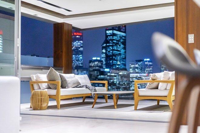 Picture of 3/10 Bellevue Terrace, WEST PERTH WA 6005
