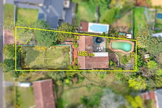 Picture of 233 Tryon Road, EAST LINDFIELD NSW 2070