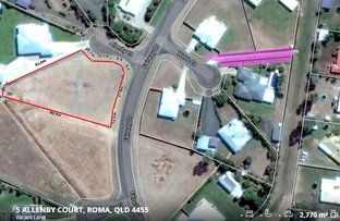 Picture of 5 Allenby Court, Roma QLD 4455