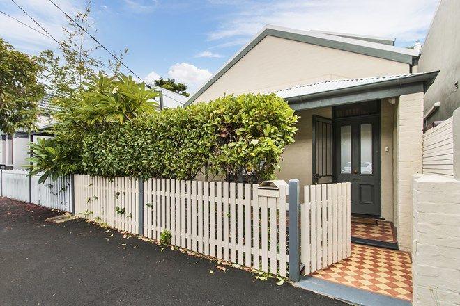 Picture of 6 Claremont Street, BALMAIN NSW 2041