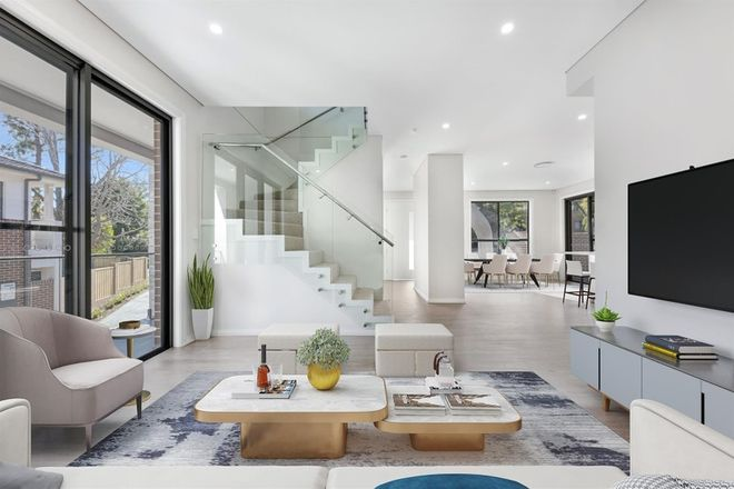 Picture of 20 Purser Avenue, CASTLE HILL NSW 2154