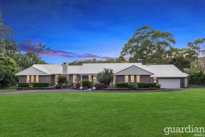 Picture of 16 Taylors Road, DURAL NSW 2158