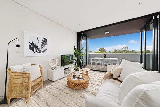 Picture of 302/62 Mobbs Lane, EASTWOOD NSW 2122
